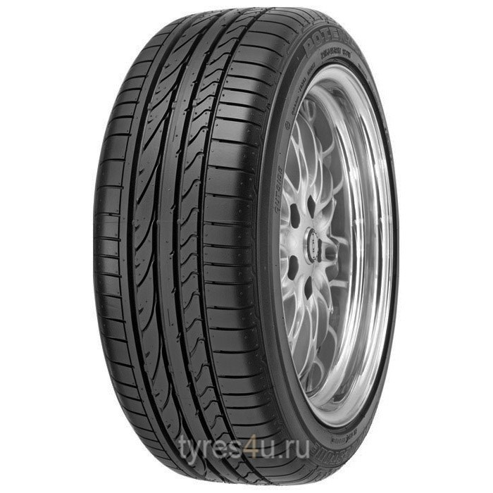 Летние шины Bridgestone Potenza RE050 A 225/40 R18 92W Run Flat