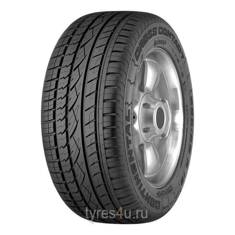 Летние шины Continental ContiCrossContact UHP 235/60 R18 107V