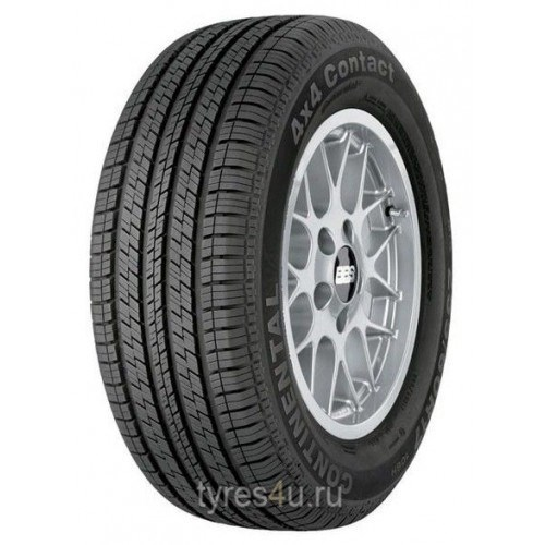 Летние шины Continental Conti4x4Contact 275/55 R19 111H