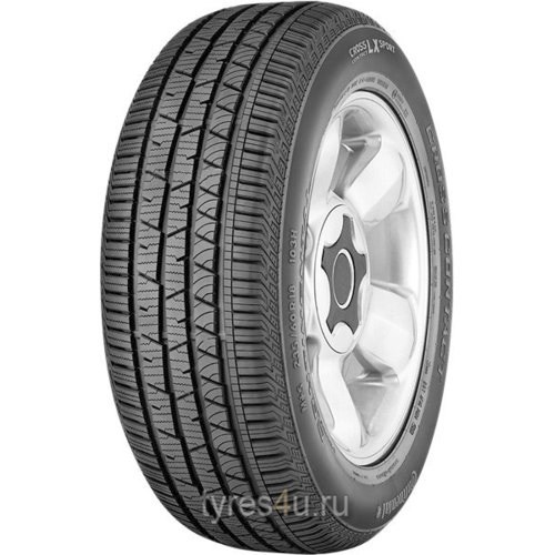 Летние шины Continental ContiCrossContact LX 215/65 R16 98H