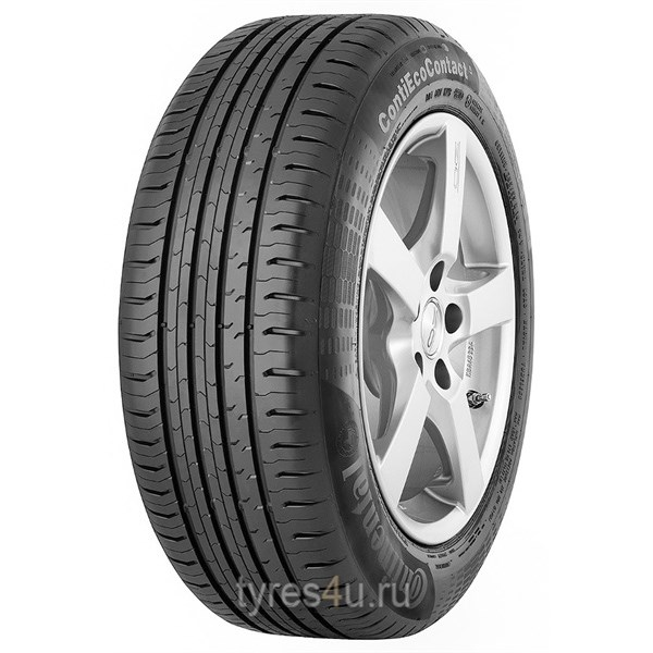 Летние шины Continental ContiEcoContact 5 225/45 R17 94V