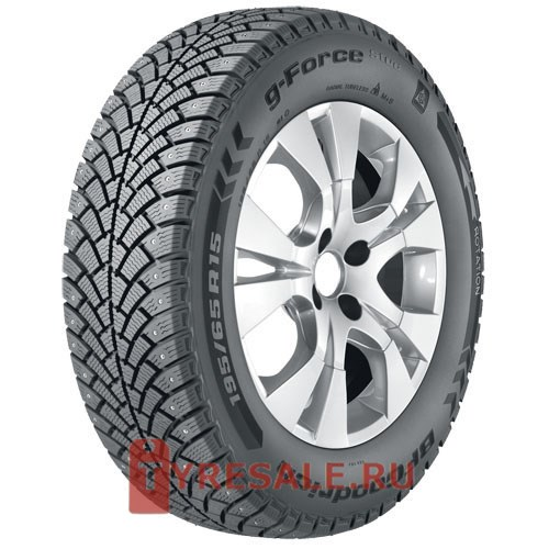 Шины BFGoodrich G-Force Stud
