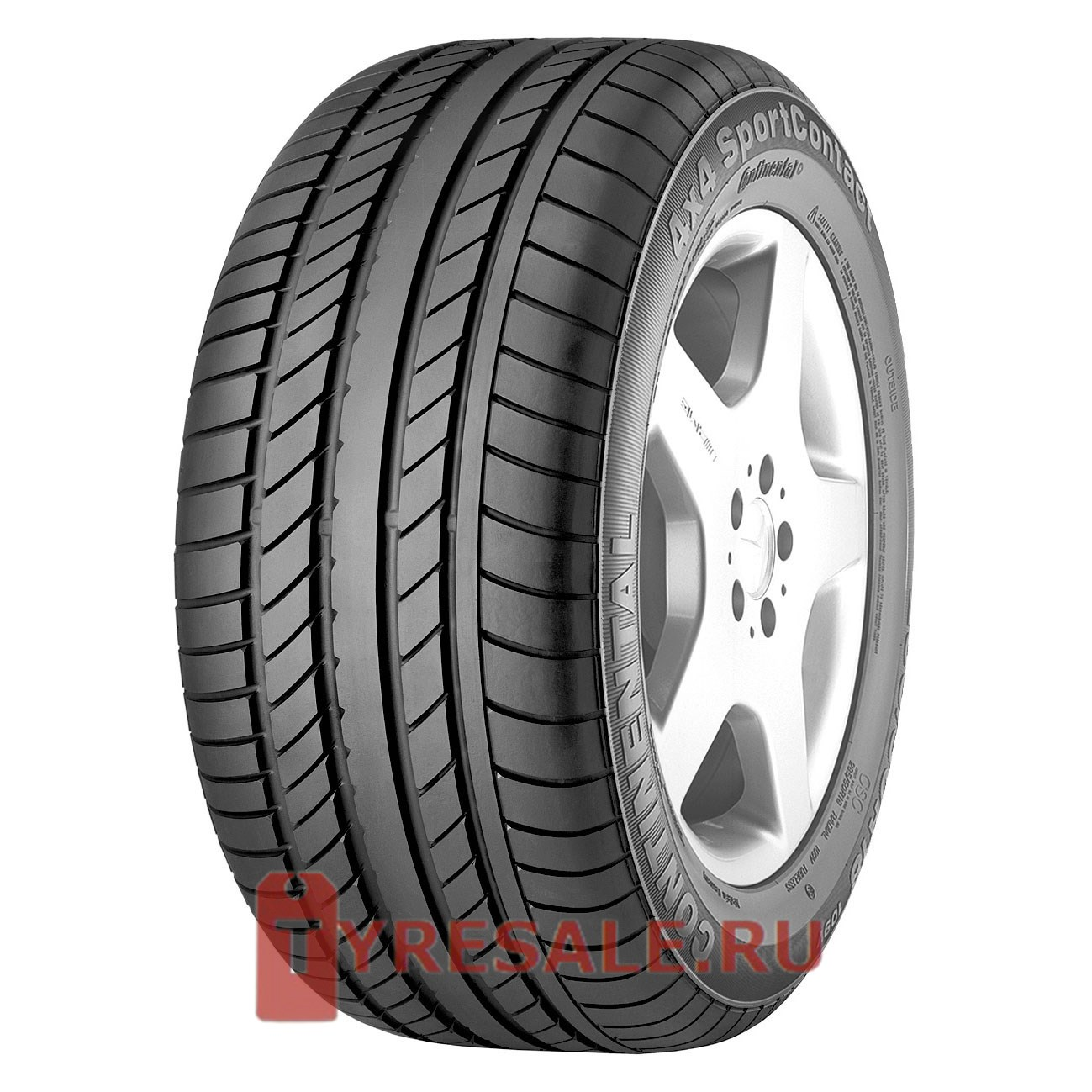 Летние шины Continental Conti4x4SportContact 275/40 R20 106Y